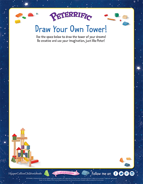Draw Your Own Tower