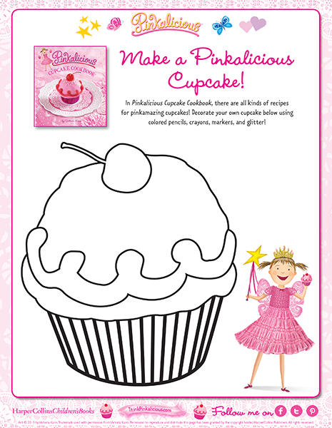 Pinkalicious Activity Ideas - Printables, Activities ...