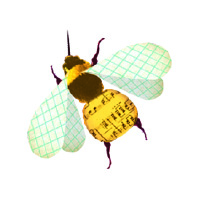 Icons 0014 Bee