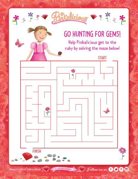 A New Activity Pack for Rubylicious!